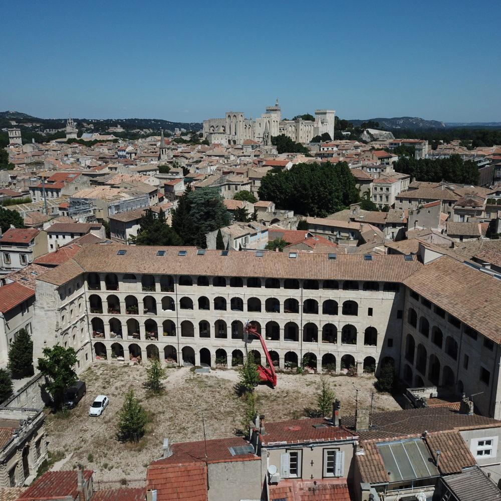 Caserne des passagers – Avignon
