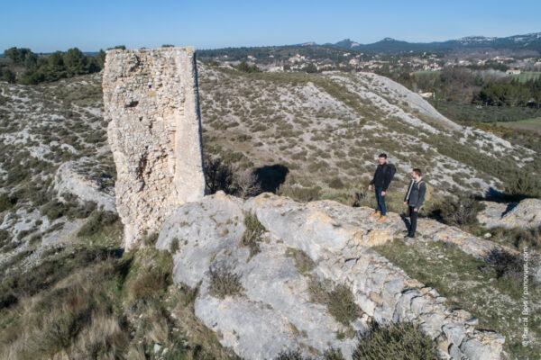 Tours de Castillon – Le Paradou