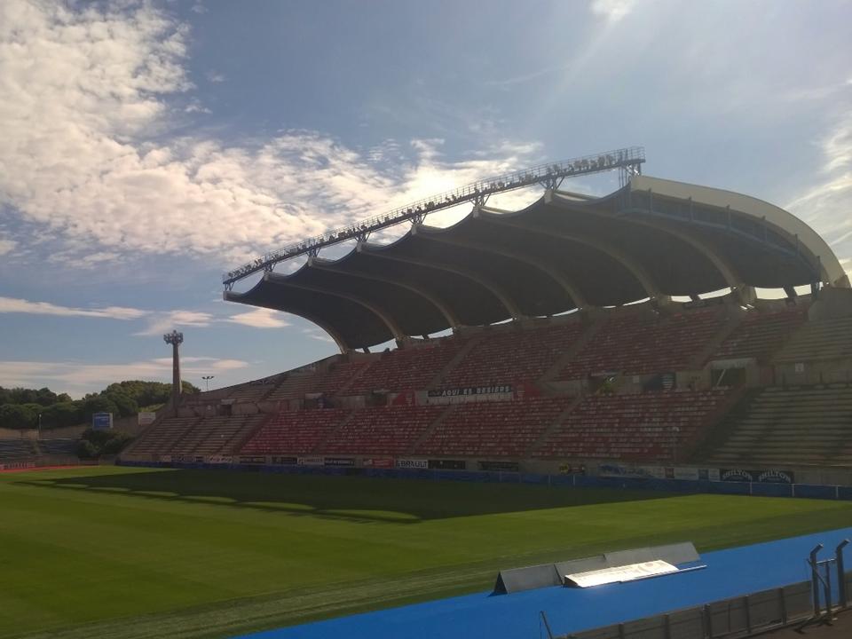 Stade Raoul Barrière – Béziers